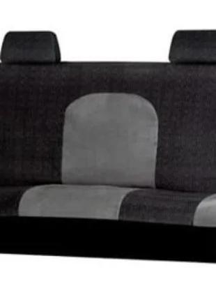 Большой чехол накидка на двойное переднее сиденье автомобиля