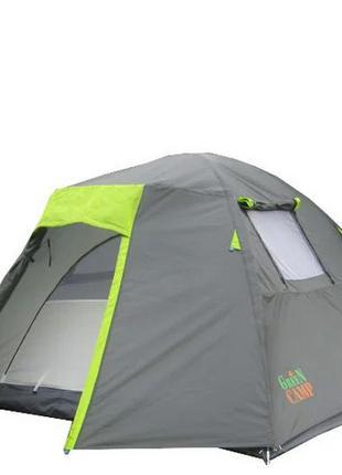 Палатка для туризма 4-х местная 1013-4