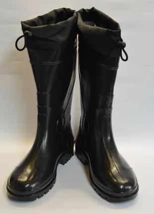 Резиновые мужские сапоги размер 44/45 и 42/43
