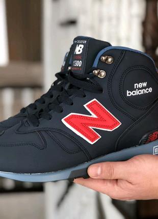 Ботинки зимние New Balance мех