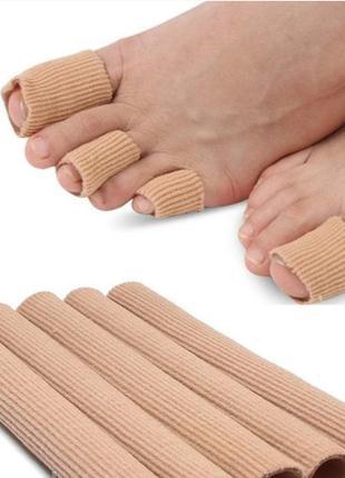 Тканевый бандаж, протектор, разделитель для пальцев ног и рук