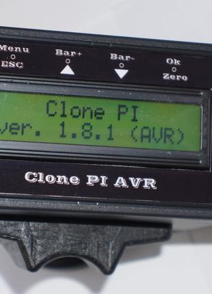 Металлоискатель  PI-AVR электронный блок