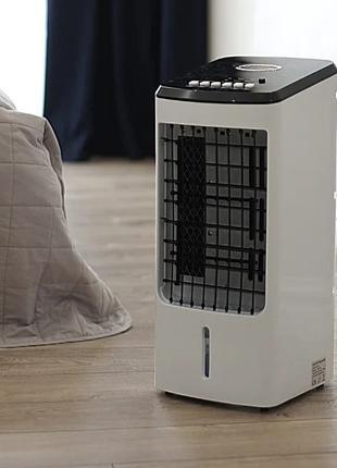 Переносной кондиционер охладитель воздуха, портативный напольн...