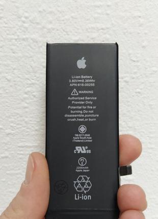 """Аккумулятор iPhone 8 4.7"""" 2200mAh (усиленная емкость), оригина..."""