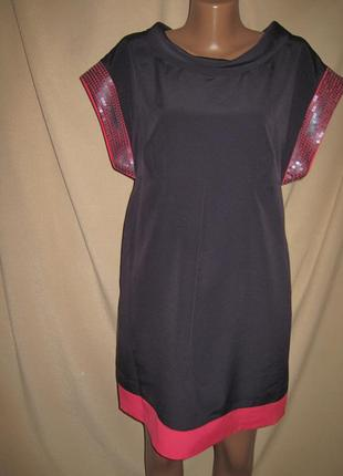 Красивое платье спенсер р-р14,
