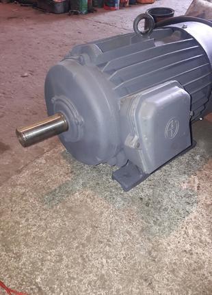 Электродвигатель ASI 200 L 4 22 кВт 1500 об/мин.