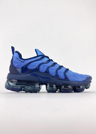 Кроссовки nike vapormax tn blue