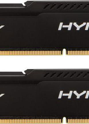 DDR3 2x8GB/1600 Kingston HyperX Fury Black (HX316C10FBK2/16)
