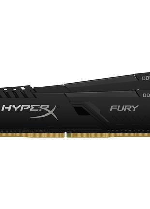 DDR4 2x16GB/2666 Kingston HyperX Fury Black (HX426C16FB4K2/32)