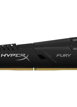 DDR4 2x16GB/3466 Kingston HyperX Fury Black (HX434C17FB4K2/32)