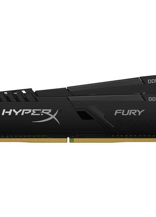 DDR4 2x32GB/3466 Kingston HyperX Fury Black (HX434C17FB3K2/64)