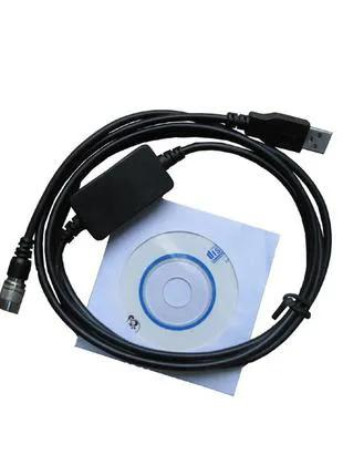 Кабель передачи данных USB для тахеометров Spectra Precision