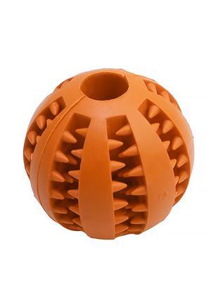 Игрушка мяч жевательный резиновый для собак Pipitao 026631 D:5...
