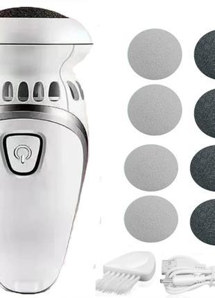 Электрическая пемза Callus remover vacuum(WM-47) , машинка для...