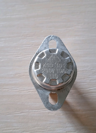 Термостат (термореле) KSD301-110*