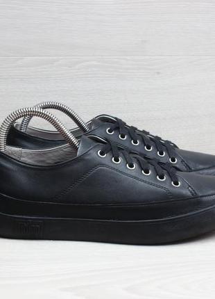 Кожаные женские кроссовки / кеды fitflop оригинал, размер 39