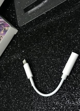 Переходник Apple 3.5 mini jack