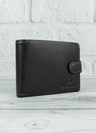 Портмоне, кошелек мужской кожаный b. cavalli 442 на кнопке, до...