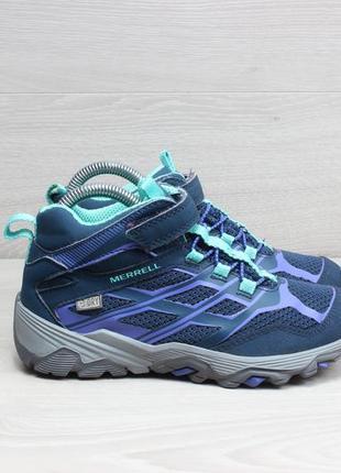 Детские ботинки merrell оригинал, размер 32