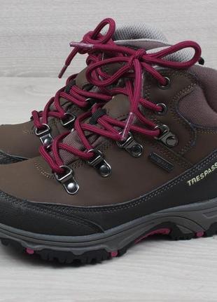 Детские ботинки trespass waterproof, размер 31
