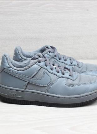 Детские кроссовки nike air force оригинал, размер 27.5