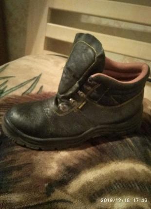Продам спец обувь, 46 размера б/у