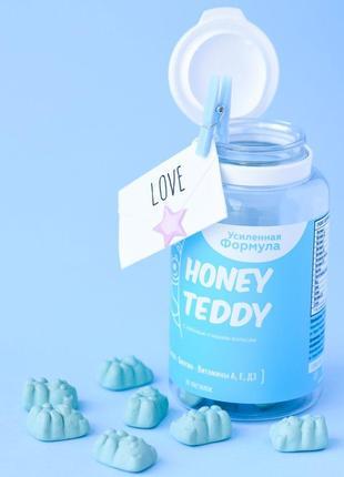 HoneyTeddyHair витамины для роста волос