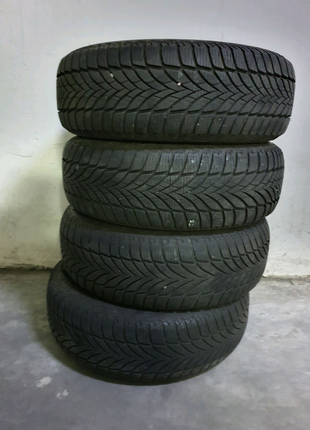 Зимние шины Goodyear UltraGrip Ice 2 185/65 R14 86T