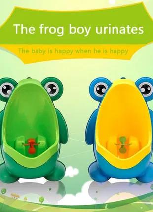Детский настенный писсуар для мальчика горшок