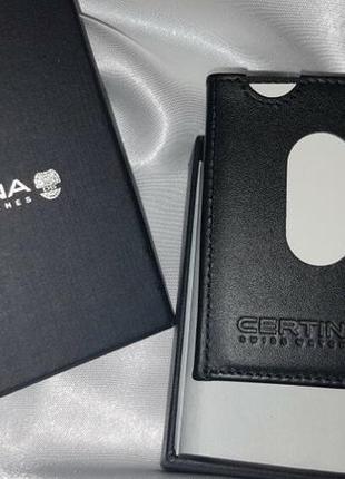 Эксклюзивный кошелек портмоне  certina
