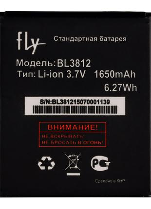 Аккумулятор к телефону Fly BL3812 1650mAh