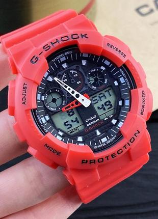 Часы g-shock ga-100
