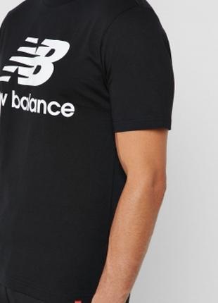 Футболка Essentials Logo New Balance 2018
