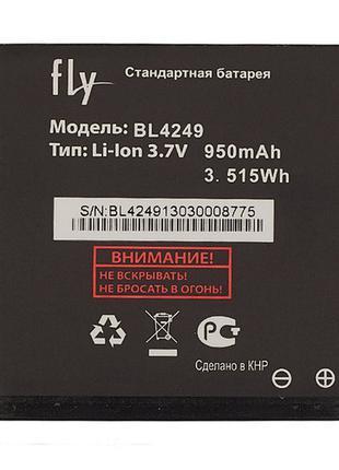Аккумулятор к телефону Fly BL4249 950mAh