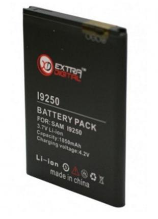 Аккумулятор для Samsung GT-i9250 Galaxy Nexus (1850 mAh) - EB-...
