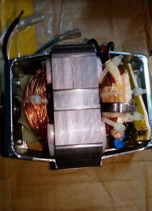 Двигатель для мясорубки