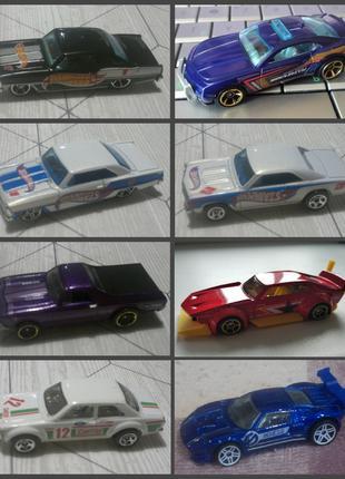Модели Hot Wheels/Matchbox (50), машинки хот вилс/мачбокс
