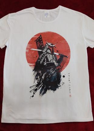 Футболка с самураем • Звездные войны