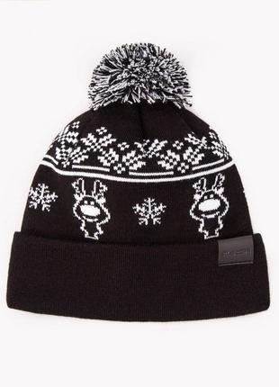 Шапка custom wear christmas