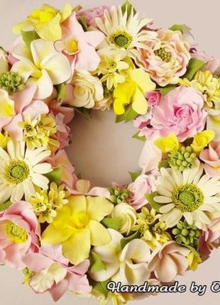 ==> Реалистичные Цветы ручной работы - Эксклюзивный Подарок Весна