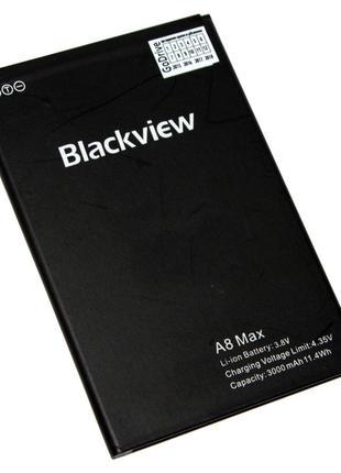 Аккумулятор к телефону Blackview A8 Max 3000mAh