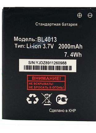 Аккумулятор к телефону Fly BL4013 2000mAh
