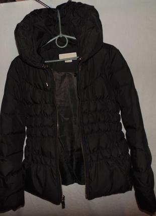 Куртка пуховик натуральный пух michael kors оригинал