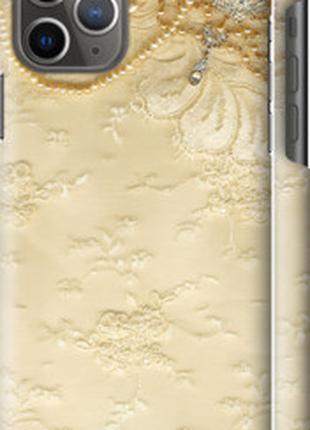 "Чехол на Apple iPhone 11 Pro Кружевной орнамент ""2160c-1788-48..."