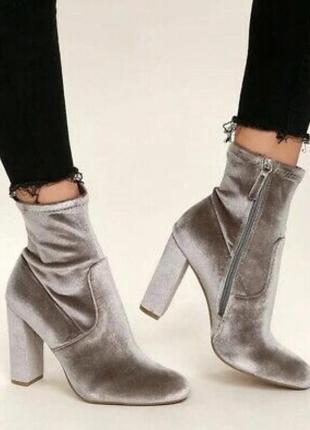 Ботильоны ботинки steve madden