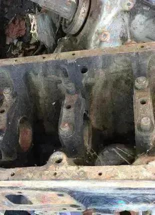 Блок трактора Т-40