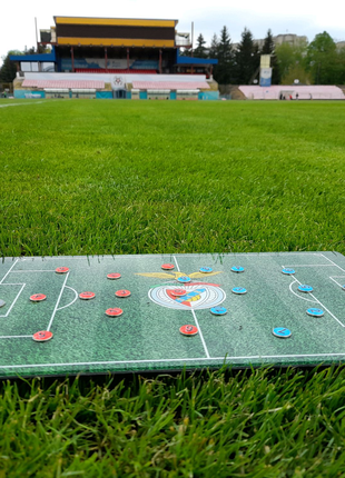 Тактичні дошки для футболу, футзалу, баскетболу, флорболу