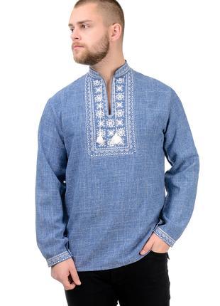 Вышиванка мужская,рубашка вышиванка