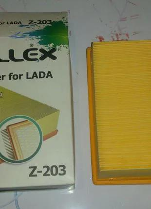 Фильтр воздушный на ВАЗ2109,2110 Zollex