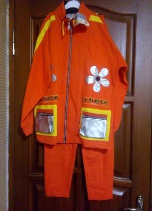 Спортивный костюм для девочки xl